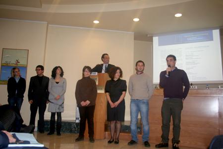 Premiazione Giovani Talenti 2010